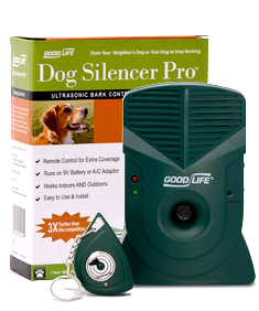 Long Distance Dog Silencer